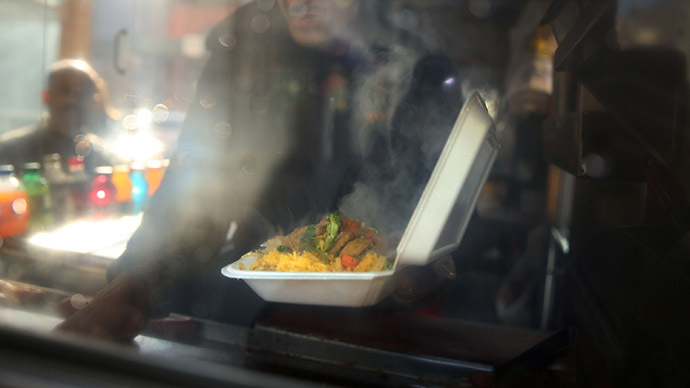 New York City moves to ban plastic foam containers
