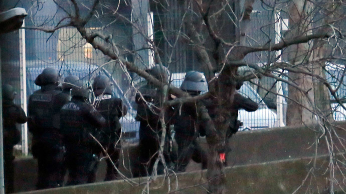 'Beneath sinks & in fridges': Quick instincts save lives of France's shooting survivors