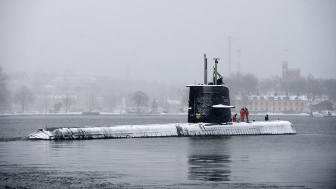 Foreign sub hunt: Sweden confirms second secret operation in Stockholm archipelago