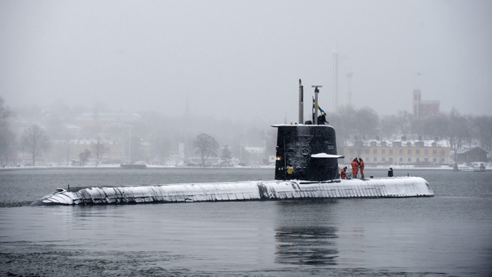 Foreign sub hunt: Sweden confirms second secret operation in Stockholm archipelago