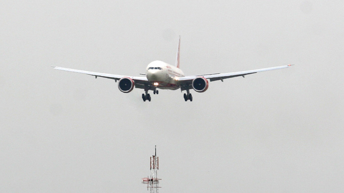 ​Near supersonic speed: Boeing 777 catches jet stream, makes NY-London in 5 hours