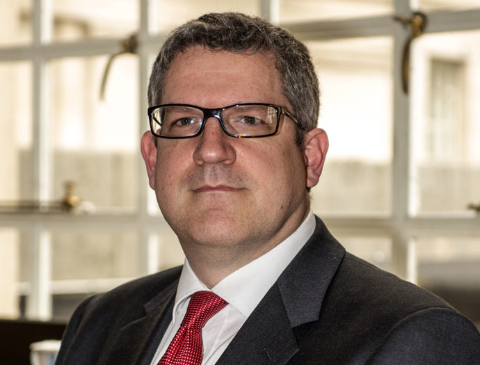 Andrew Parker, the head of MI5 (AFP Photo/Crown Copyright)