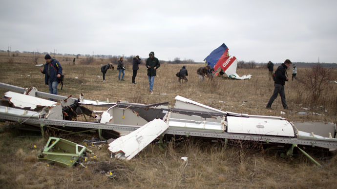 West has forgotten MH17 Ukraine crash probe – Lavrov