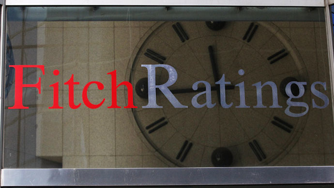 Fitch downgrade will have 'limited' effect on Russia