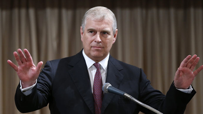 Turned a blind eye? Police urged to investigate Prince Andrew's bodyguards