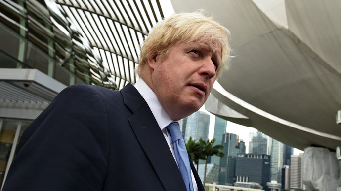 'I am not bothered with civil liberties stuff for terror suspects' – Boris Johnson