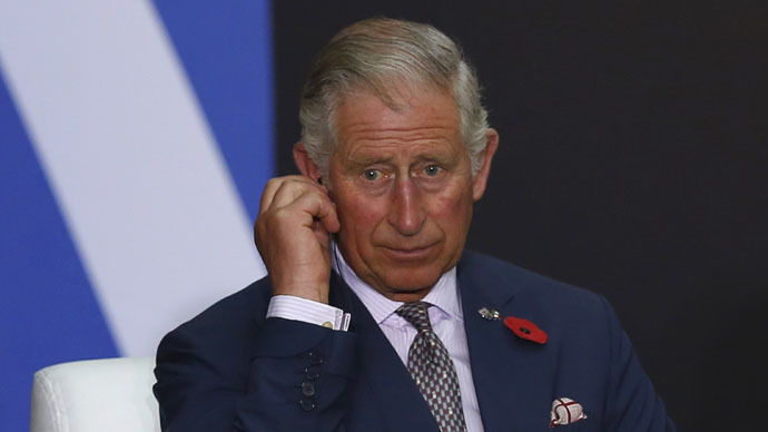 Another ISIS? Prince Charles launches poorly-named ceramics range