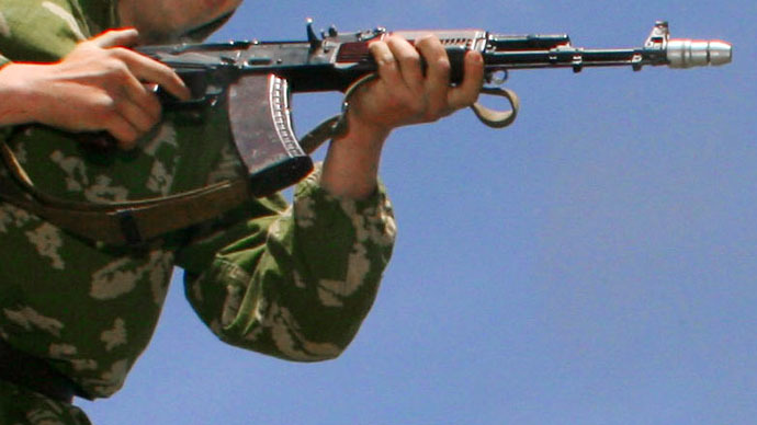 Russian soldier in Armenia detained in mass killing of local family
