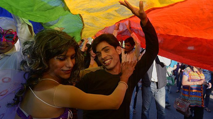 ​'Like alcoholics': Indian state to set up centers to 'cure' gays