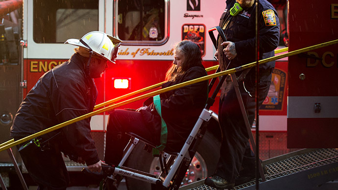 Woman dies in Washington DC metro smoke incident