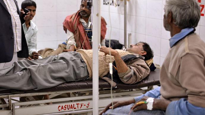 Bootleg liquor in India kills 29, sickens over 100
