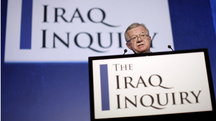 Publish 'Iraq war' report before election, MPs demand