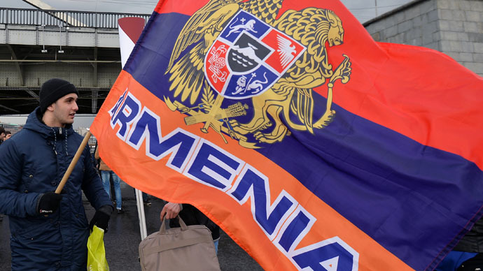 Armenians in Russia get equal labor rights after joining Moscow-led economic block
