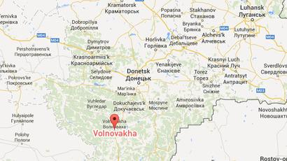 12 killed, 13 injured as shell hits bus near Donetsk, E. Ukraine