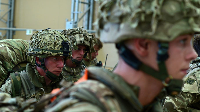 Elite British forces drafted to foil Paris-style attacks