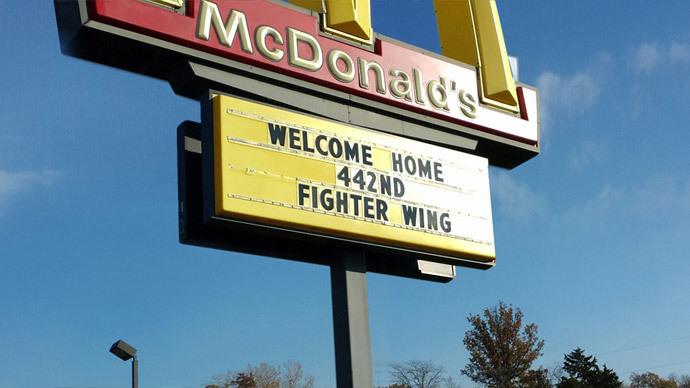McDonald's ad references nat'l tragedies, inspires 'snarky disbelief', parodies