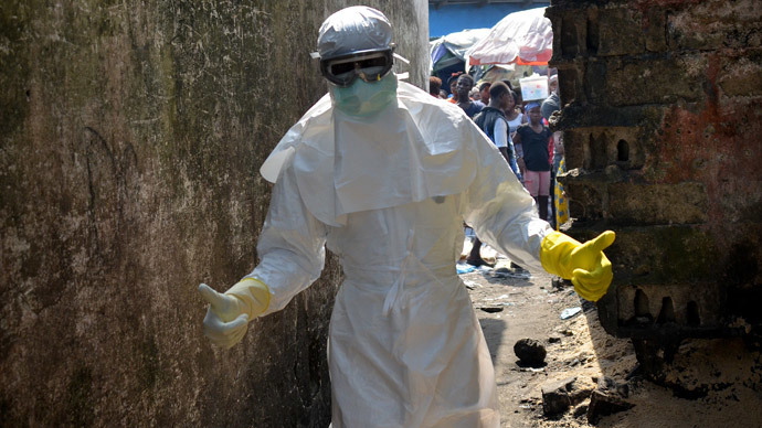 US soldier self-monitoring for Ebola dies after returning from Liberia