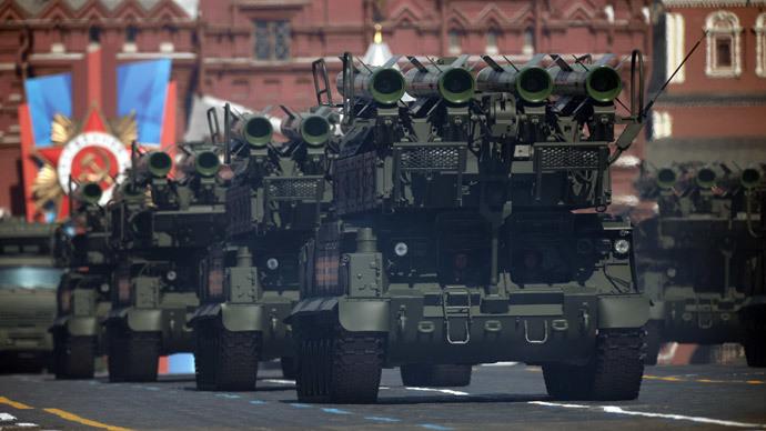 Russia to boost military capabilities in Crimea, Kaliningrad, Arctic
