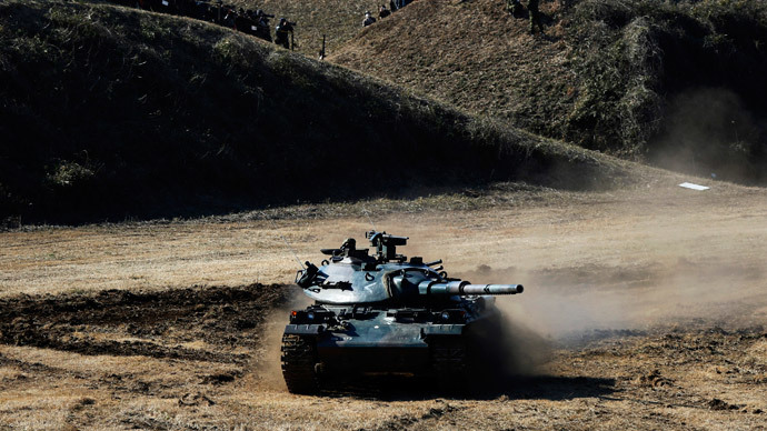 Japan approves largest military budget since WWII