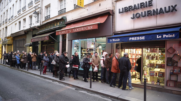 'Act of war': New Charlie Hebdo edition triggers Muslims' anger, threats