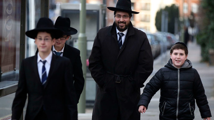 Rising anti-Semitism? One in eight Brits think Jews use Holocaust to get sympathy