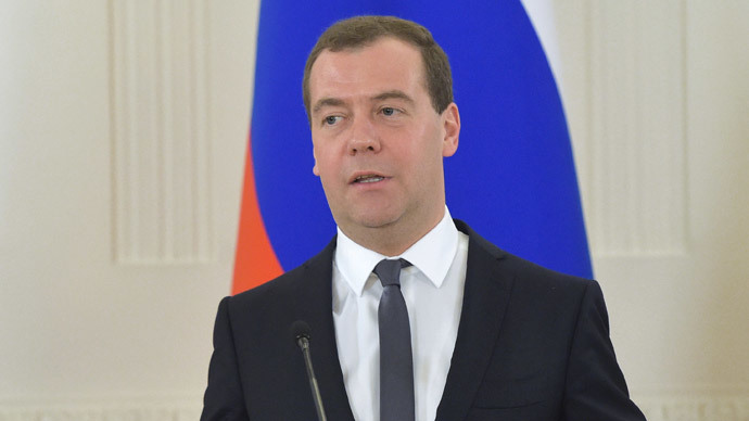 Medvedev: Russia won't abandon ruble free-float