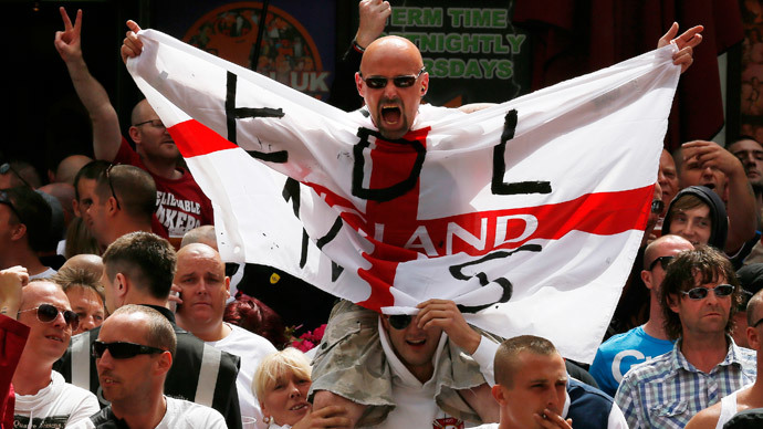 Britain's far-right 'weakest' in 20 years