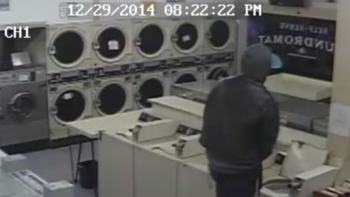 ​Now wash your hands: 'Washing Machine Urinator' in Vermont laundry identified