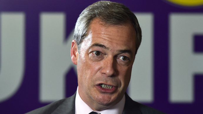 ​'Muslims run ghettos under Sharia Law, authorities ignore the issue' – Farage