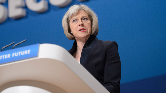 'Snoopers' Charter' essential to counter terror threat – Home Secretary