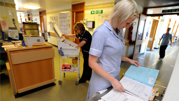 War on NHS: A&E crisis 'worse than Iraq war' – senior nurse