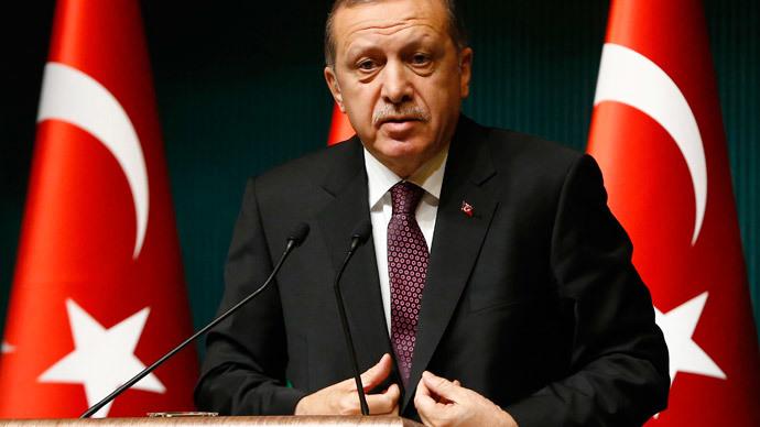 Turkey's President Tayyip Erdogan.(Reuters / Umit Bektas)