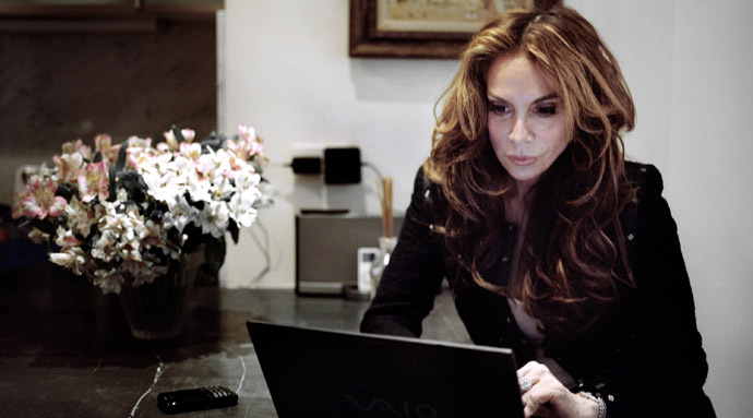 Pamela Geller, founder of the AFDI (AFP Photo/ Jason Andrew)