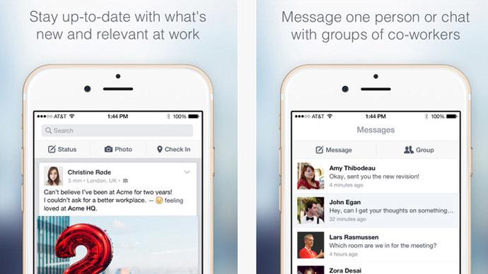 Screenshot from Apple ITunes (Facebook, Inc.)