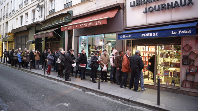 Post-attack Charlie Hebdo issue raises €10mn