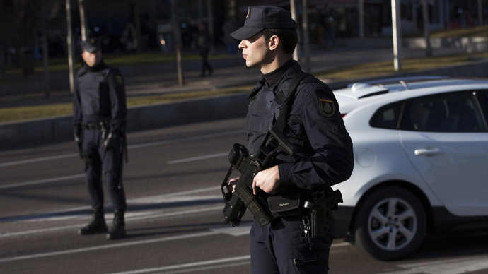 Arab means terrorist? Spain beefs up security in wake of Charlie Hebdo
