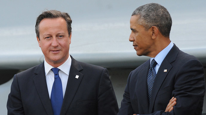 Cameron to lobby Obama for Facebook, Twitter help to monitor UK terror threat