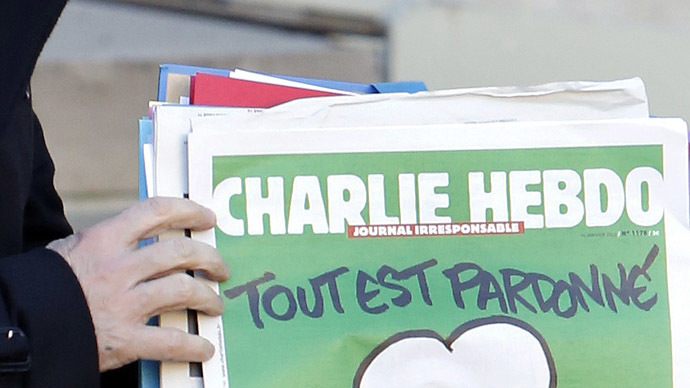 Charlie Hebdo founder says murdered editor 'overdid' provocative cartoons