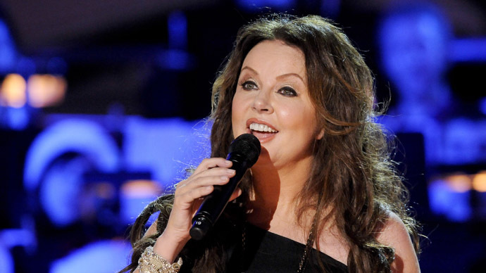 Would-be ISS space tourist Sarah Brightman comes to Russia for Star City boot camp