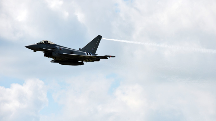 UK military jets risk mid-air crash with airliner due to lack of safety systems – report