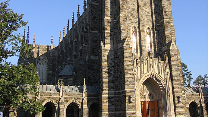 Duke University under fire after announcing weekly Muslim call-to-prayer