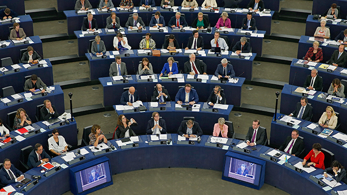 ​EU Parliament wants to keep Russia sanctions, set 'benchmarks' for lifting them