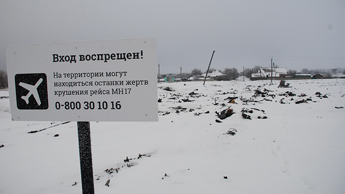 'Least visited crash site in the world': More blame than answers 6 mo after MH17 tragedy