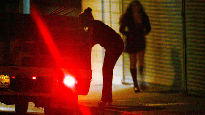 Cop who blew whistle on prostitution sting sues to get job back