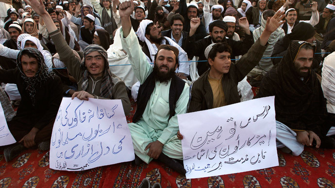 'Death to blasphemers': Muslims protest new Charlie Hebdo cartoons across the globe