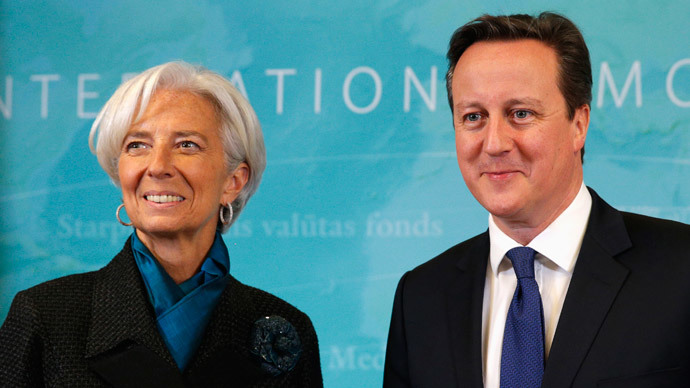 'Boom-bust economy': IMF praise of UK economic growth dismissed as inaccurate by experts