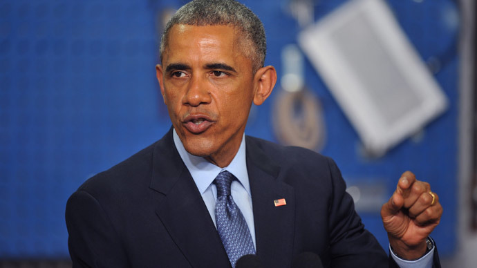 More Americans say Obama 'not tough enough' on foreign policy - poll