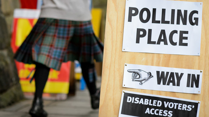 Disenfranchised generation: 1 million voters missing from UK election register
