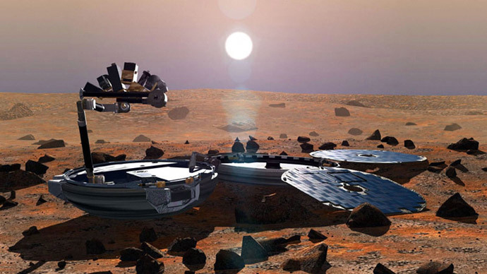 The Beagle has landed: UK Mars lander 'found' after 11 yrs by NASA high-res images