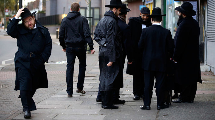 Police ramp up patrols in Jewish areas after Paris attacks – Scotland Yard